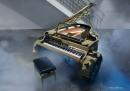 Klaviere zu Kunst